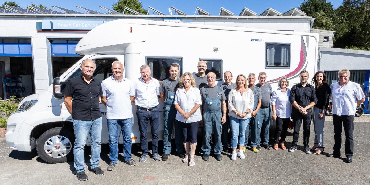Team Caravan Spezialisten
